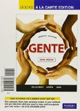 Gente  3rd 2012 9780205210848 Front Cover