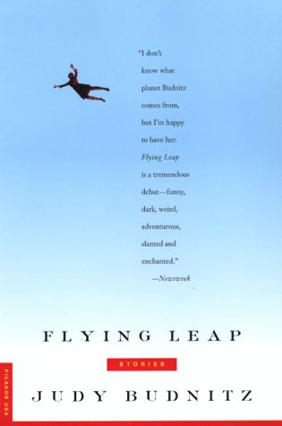 Flying Leap Stories Revised  edition cover