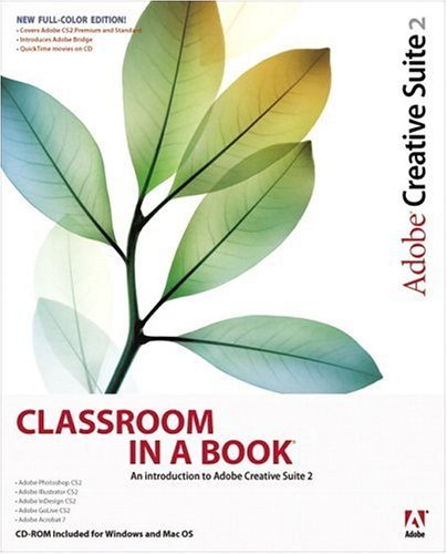 Adobe Photoshop CS2 Classroom in a Book   2005 edition cover
