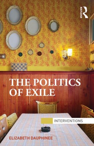 Politics of Exile   2013 edition cover