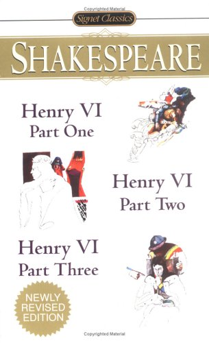 Henry VI (Parts I, II and III)  2nd 2005 edition cover