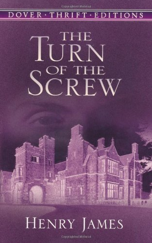 Turn of the Screw   1991 (Reprint) 9780486266848 Front Cover