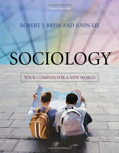 Sociology Your Compass for a New World 3rd 2007 edition cover