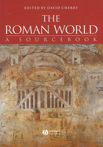 Roman World A Sourcebook  2001 edition cover