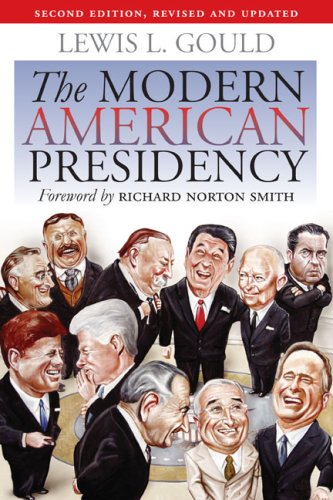 Modern American Presidency  2nd 2009 edition cover