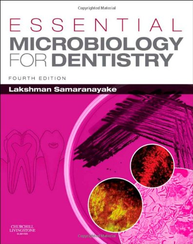 Essential Microbiology for Dentistry  4th 2011 edition cover