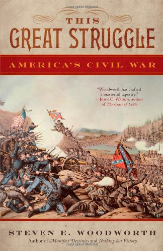 This Great Struggle America's Civil War  2011 edition cover