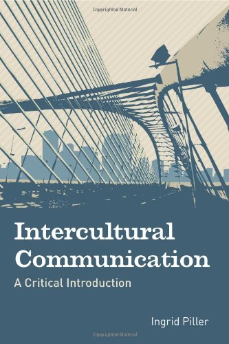 Intercultural Communication A Critical Introduction  2011 9780748632848 Front Cover