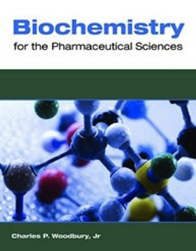 Biochemistry for the Pharmaceutical Sciences   2012 (Revised) edition cover
