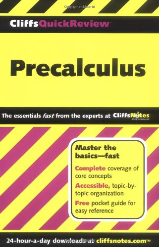 Precalculus   2004 9780764539848 Front Cover