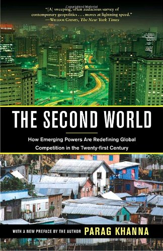 Second World Empires and Influence in the New Global Order  2009 edition cover