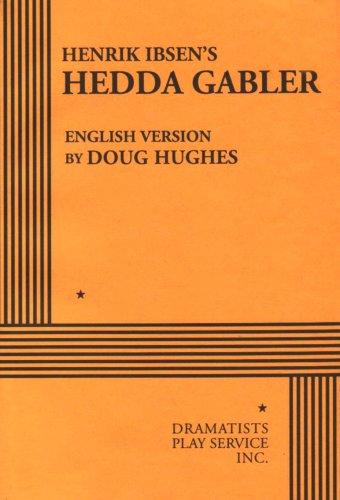 Hedda Gabler   2001 edition cover