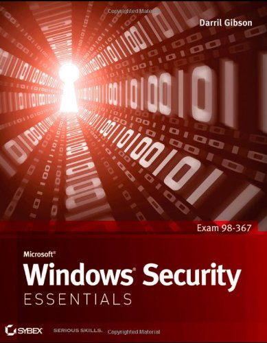 Microsoft Windows Security Essentials   2011 edition cover