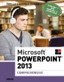 Microsoft� PowerPoint� 2013 Comprehensive  2014 edition cover