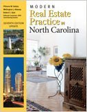 Modern Real Estate Practice in North Carolina 7th 2011 edition cover