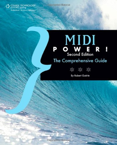 MIDI Power! The Comprehensive Guide 2nd 2006 (Revised) edition cover