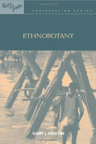 Ethnobotany A Methods Manual  2004 edition cover