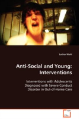Anti-social and Young:   2008 edition cover