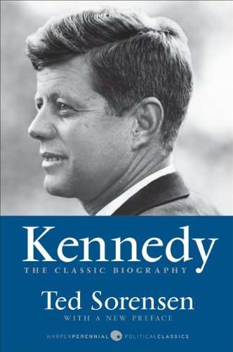 Kennedy The Classic Biography  2009 edition cover