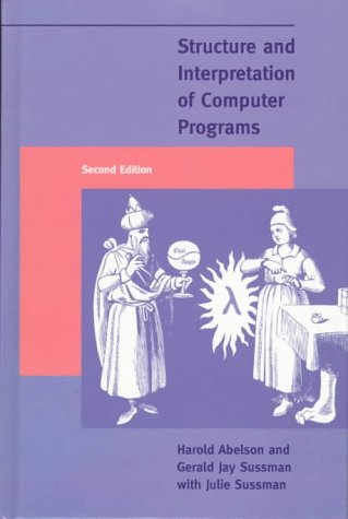 Structure and Interpretation of Computer Programs  2nd 1997 (Revised) edition cover