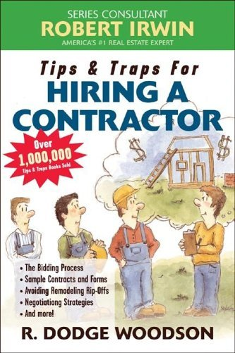Tips & Traps for Hiring a Contractor   2005 9780071445849 Front Cover