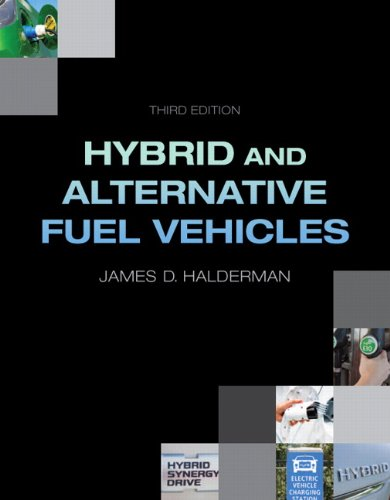 Hybrid and Alternative Fuel Vehicles  3rd 2013 (Revised) edition cover