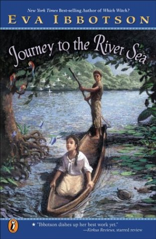 Journey to the River Sea   2001 edition cover