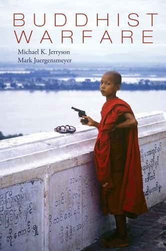 Buddhist Warfare   2009 9780195394849 Front Cover