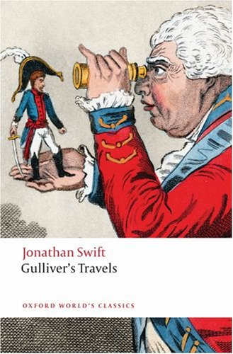 Gulliver's Travels  2nd 2008 edition cover