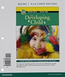 Developing Child, the, Books a la Carte Plus NEW MyPsychLab with Pearson EText -- Access Card Package  13th 2012 edition cover