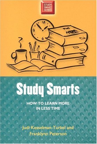 Study Smarts How to Learn More in Less Time  2003 (Revised) edition cover