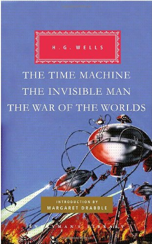 Time Machine, the Invisible Man, the War of the Worlds  N/A edition cover