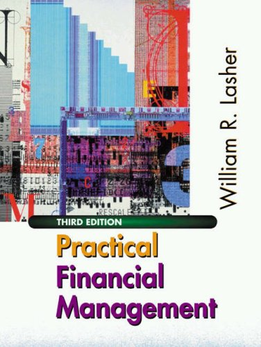 Practical Financial Management  3rd 2003 edition cover