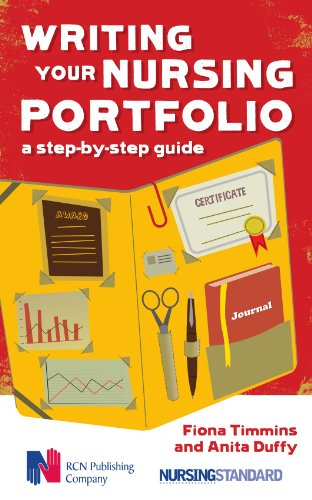 Writing Your Nursing Portfolio A Step-by-Step Guide  2011 edition cover
