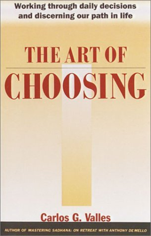 Art of Choosing  N/A 9780385263849 Front Cover