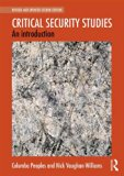 Critical Security Studies An Introduction 2nd 2015 (Revised) edition cover
