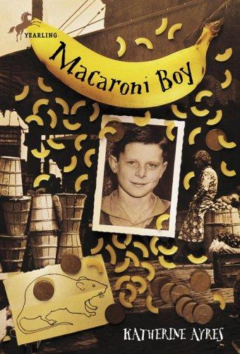 Macaroni Boy  N/A edition cover
