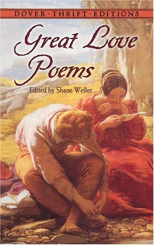 Great Love Poems   1992 (Reprint) edition cover