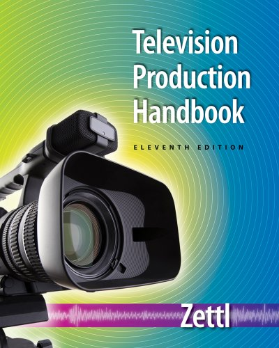 Television Production Handbook  11th 2012 edition cover