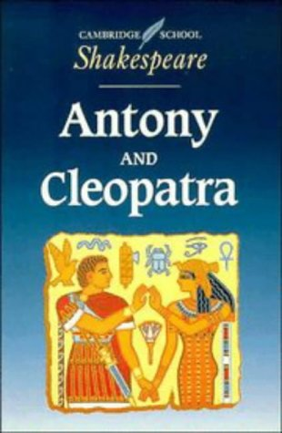Antony and Cleopatra   1994 9780521445849 Front Cover