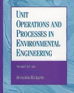 Unit Operations and Processes in Environmental Engineering  2nd 1996 (Revised) edition cover