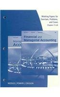 Financial and Managerial Accounting  9th 9780538742849 Front Cover