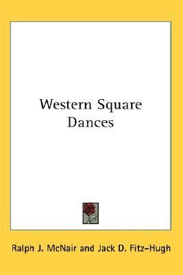 Western Square Dances  N/A 9780548105849 Front Cover