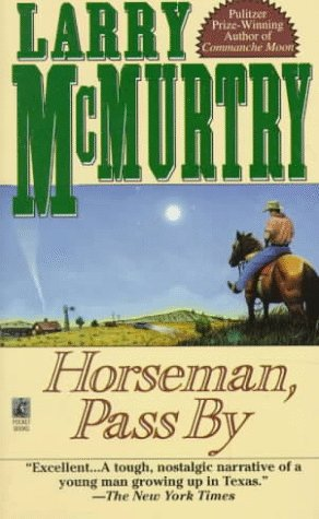 Horseman, Pass By  Reprint  9780671753849 Front Cover