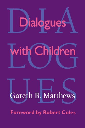 Dialogues with Children   1984 edition cover