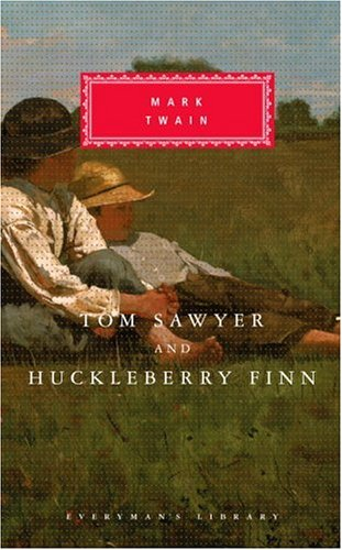 Tom Sawyer and Huckleberry Finn   1991 9780679405849 Front Cover