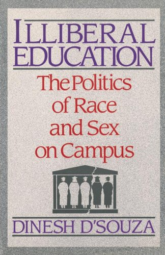 Illiberal Education The Politics of Race and Sex on Campus  1998 edition cover