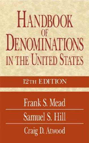 Handbook of Denominations in America 12th 2005 edition cover