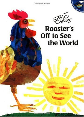 Rooster's off to See the World   1972 edition cover
