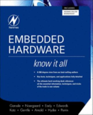 Embedded Hardware   2008 9780750685849 Front Cover